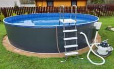 Какой морозоустойчивый бассейн для дачи лучше: рейтинг 2021