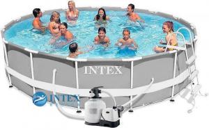 Каркасный бассейн Intex 26726-48 457х122 Prism Frame