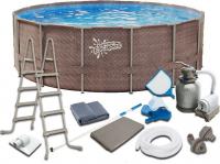 Каркасный бассейн SummerEscapes Р20-1452-S 427х132 Metal Frame