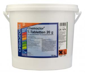 Кемохлор Т-Таблетки 20г Кемоформ (Chemoform)