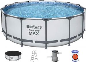 Каркасный бассейн Bestway 5612X 427х122 Steel Pro Frame