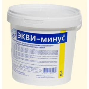 Экви-Минус порошок для понижения уровня pH в воде Маркопул Кемиклс